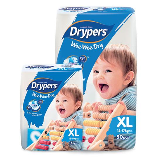 Drypers Wee Wee Dry size XL