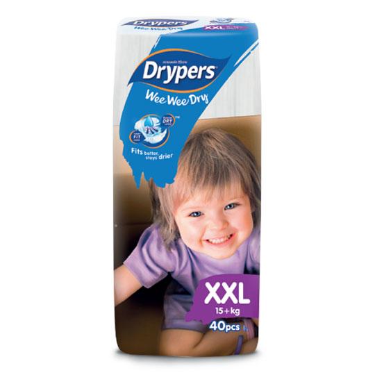 Drypers Wee Wee Dry size XXL