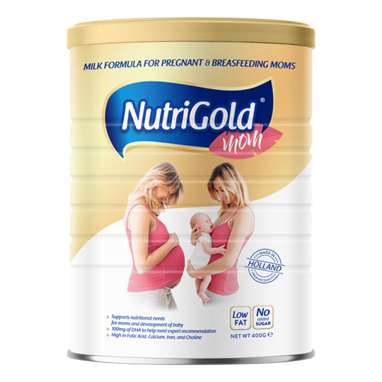 NutriGold Mom With DHA