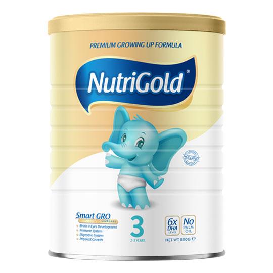 NutriGold SmartGro (3) 800g