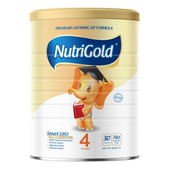 NutriGold SmartGro (4) 800g